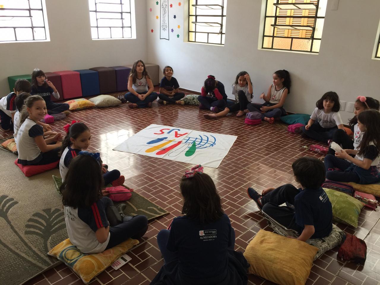Grupos da Infância Missionária nomeiam coordenadores e secretárias
