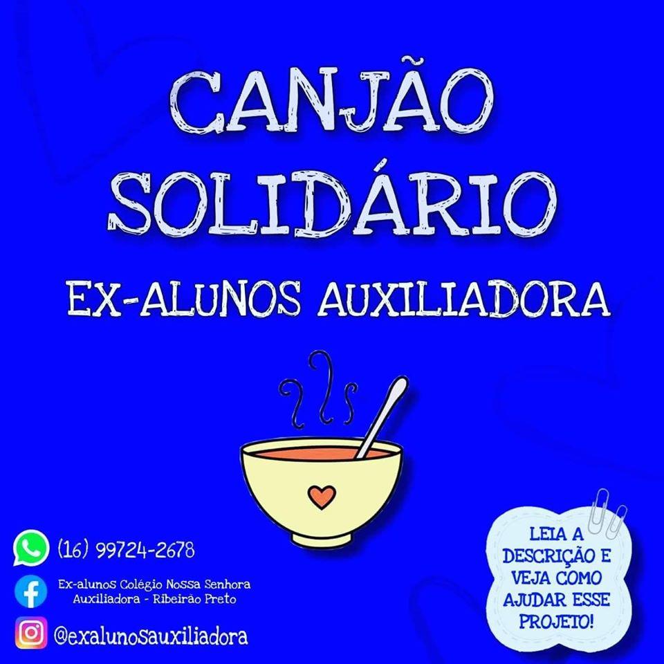 Ex-alunos promovem 1º Canjão Solidário em Ribeirão Preto